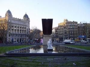 Plaza Cataluña, Barcelona