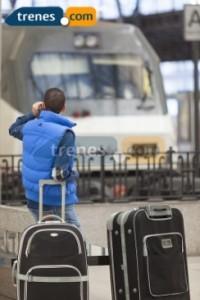 Record en 2014 de los viajes en Ave Málaga Madrid