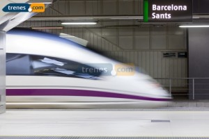 Descuentos para viajar en trenes Ave al Mobile World Congress de Barcelona