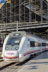 Plazas adicionales para trenes Ave y de larga distancia durante Semana Santa