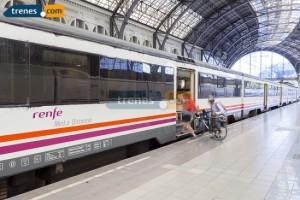 Casi 200.000 plazas adicionales para trenes durante esta próxima Semana Santa