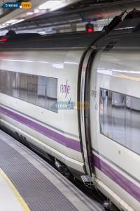 Tres frecuencias diarias de Ave entre París y Barcelona
