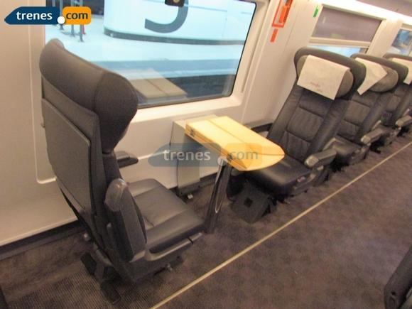 Crecen los viajeros del tren que une Madrid y Huelva durante el primer semestre