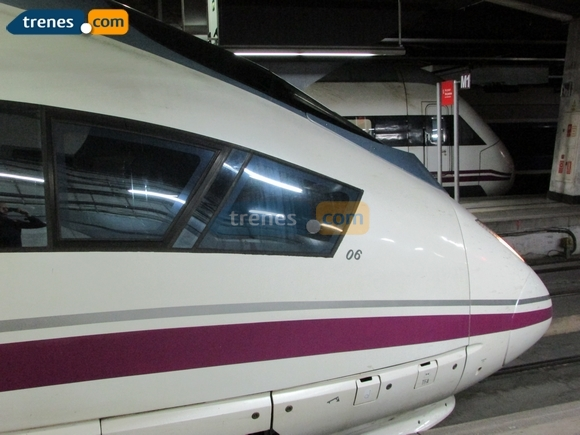 Comienza la compra de los billetes de tren entre Vigo y Madrid para Navidad