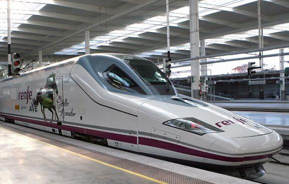 El AVE Toledo Madrid bate récord de usuarios en 2015