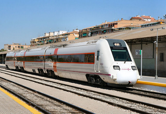 Disfruta haciendo un viaje en tren a Algeciras