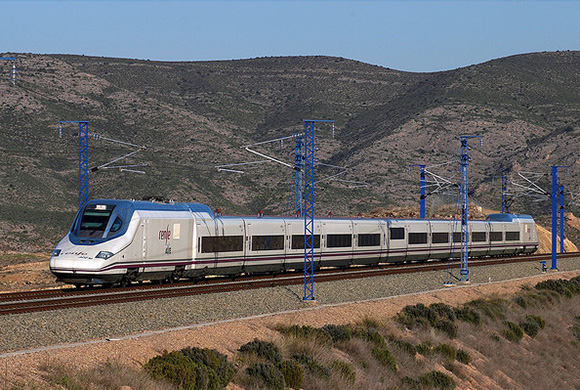 Vialia, la estación de trenes AVE en Albacete