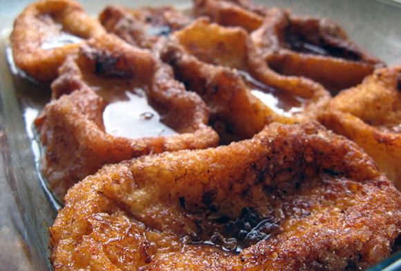 Disfruta de las mejores torrijas en tu viaje en AVE a Madrid