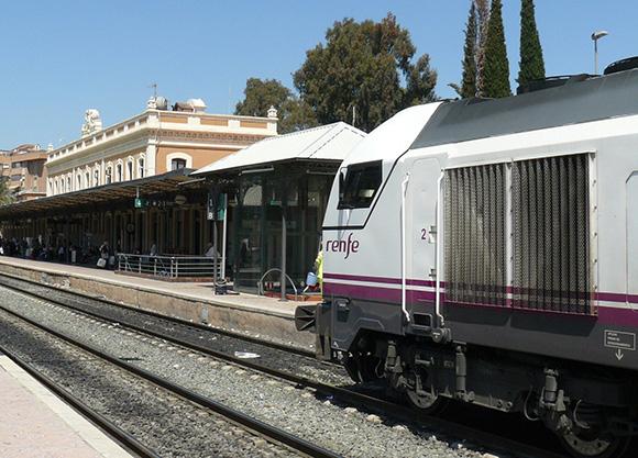 Se retrasa la llegada del AVE a Murcia