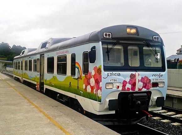 Los Trenes Turísticos de Galicia