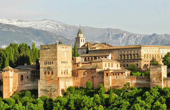 Planes para hacer en Granada este verano