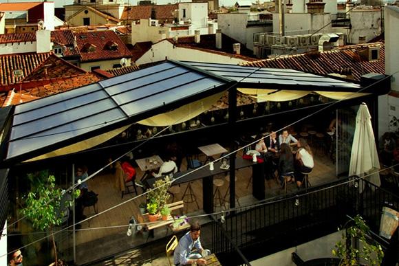 Mejores terrazas de Madrid para tu próximo viaje en AVE