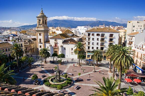 Aprovecha el otoño para conocer Almería viajando en tren