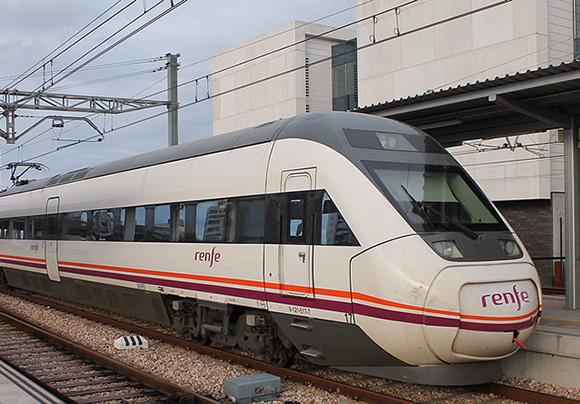 Se recupera el tren entre Vinaròs y Madrid el fin de semana