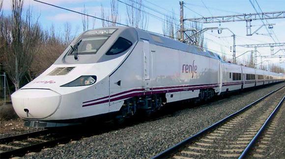 Disfrutas de las rebajas para viajar en tren