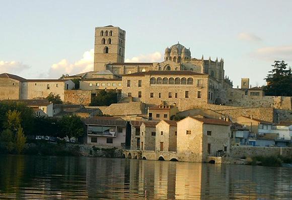 Disfruta de Zamora viajando en trenes baratos este mes de enero