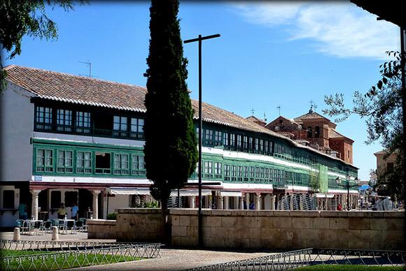 Viaja en trenes baratos a Almagro este septiembre 2017