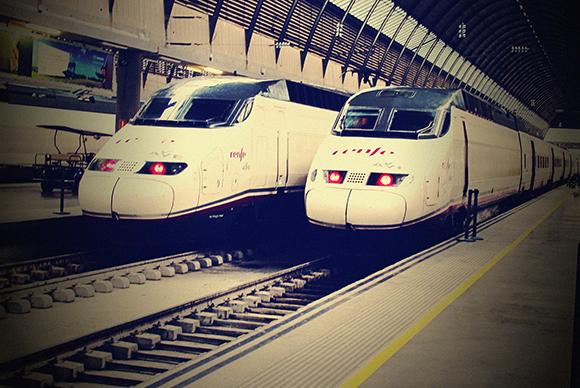 Modificados diversos trenes AVE hasta final de octubre 2017