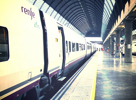 Trenes AVE León: 466.000 viajeros en 2017