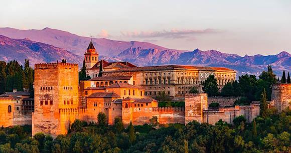 En noviembre 2017 trenes baratos a Granada