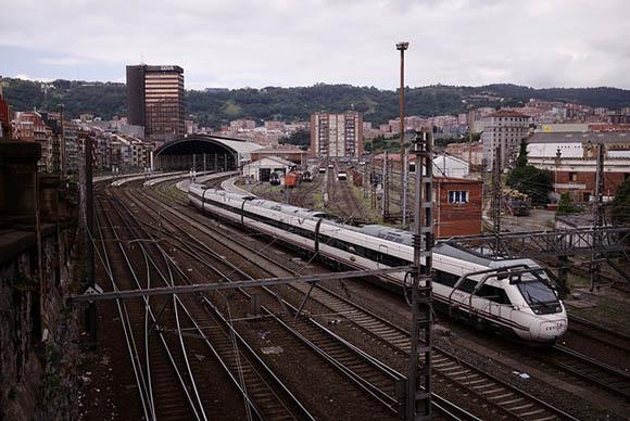 Vendidos casi todos los billetes de tren a Galicia para las Navidades 2017