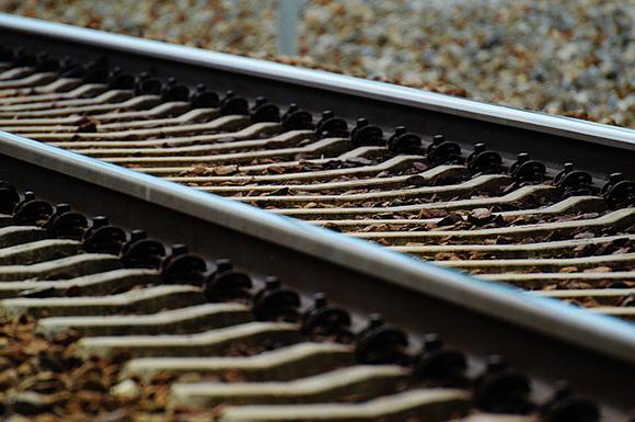 Primera fase de la reforma de la estación de tren de Posadas