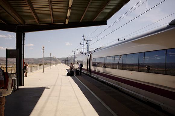Continúan las pruebas en el tramo Antequera-Granada