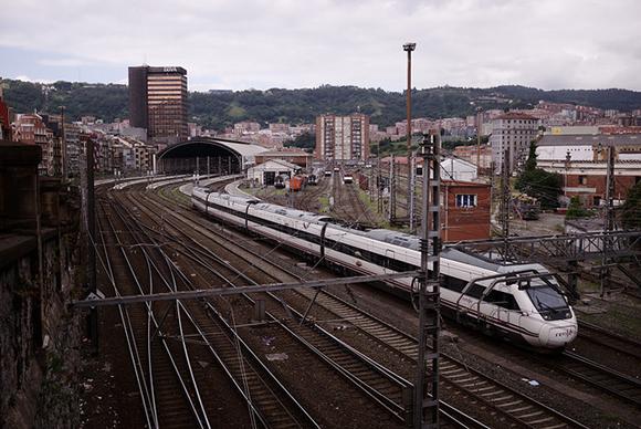 Los trenes de Navarra registraron 1,5 millones de usuarios en 2017