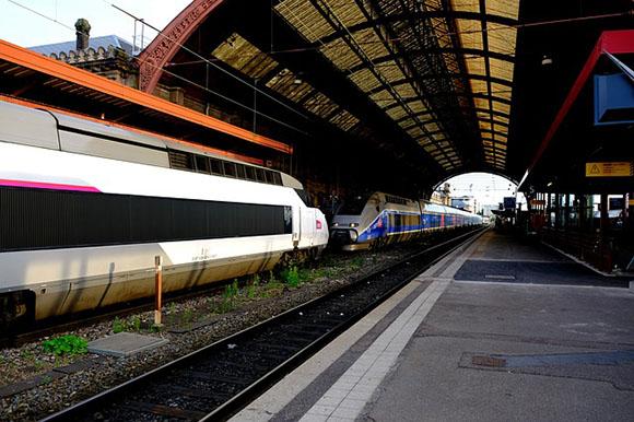 Billetes de trenes AVE a Francia con descuento entre marzo y mayo 2018