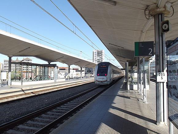 Terminadas las obras del Parc Central de la estación de AVE de Girona