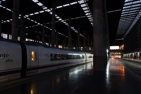El tren AVE de Castellón cumple 6 meses en julio 2018