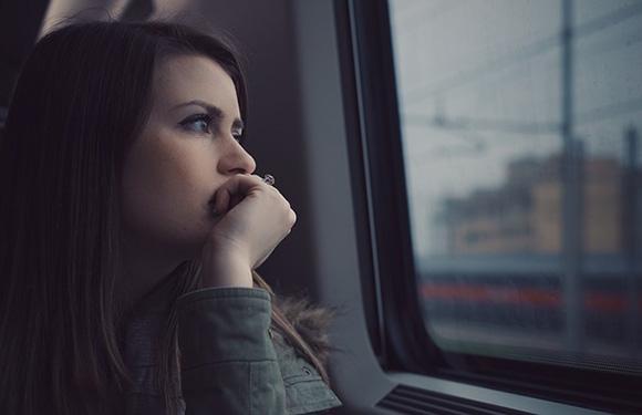 Los estudiantes de Galicia se desplazan en tren a la universidad