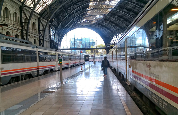 La mayoría de las estaciones de tren de España son accesibles en 2018
