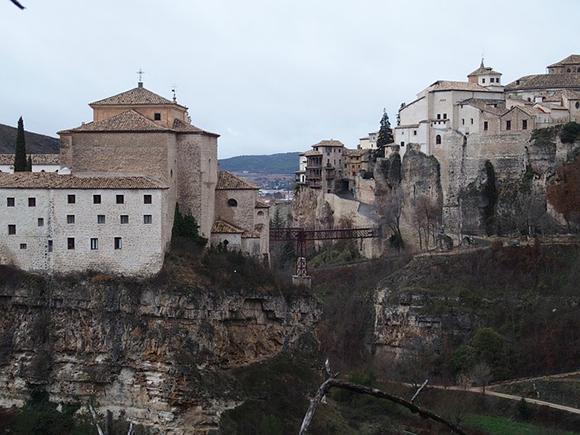 Trenes AVE baratos a Cuenca en octubre 2018