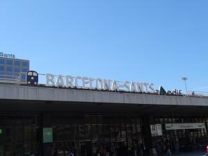 Ahorra en taxis viajando en Ave a o desde Barcelona