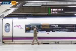 Servicios de Ave en Semana Santa entre Cataluña y Andalucía