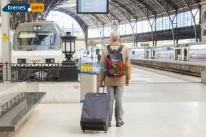 Viaja en tren a Murcia o Navarra, destinos perfectos en la primavera