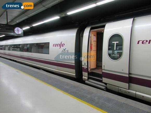 Hasta septiembre, más trenes Ave a Málaga
