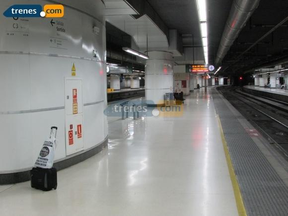 El Ave Valladolid León ya está en pruebas