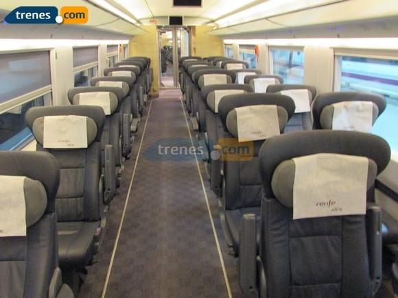 El tren Picasso entre Málaga y Bilbao empezará a circular el próximo 3 de agosto