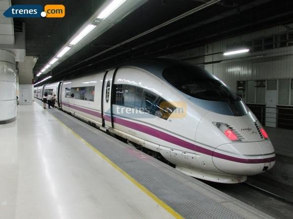 Se lanzan los primeros trenes AVE con Wifi