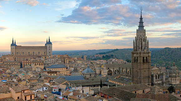 Toledo participa en el aniversario de la Red de Ciudades AVE