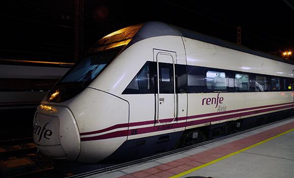 Habrá transbordos en la línea que une Palencia y Santander