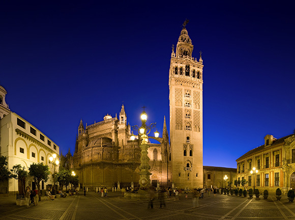 Aprovecha la primavera viajando en AVE a Sevilla