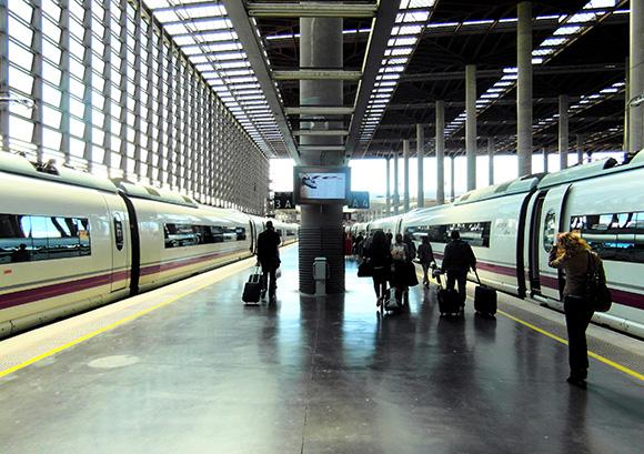 No te pierdas a Caravaggio en Madrid y viaja en trenes AVE