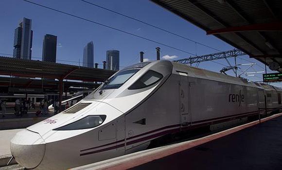 El tren es lo mejor para los viajes en familia