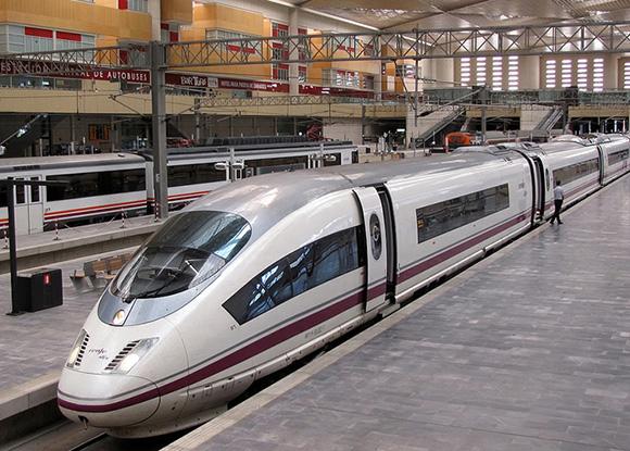 Se espera el Wifi en trenes AVE a principios de noviembre
