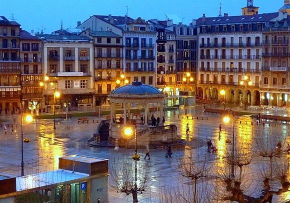 Conoce Pamplona con un viaje en tren este mes de noviembre