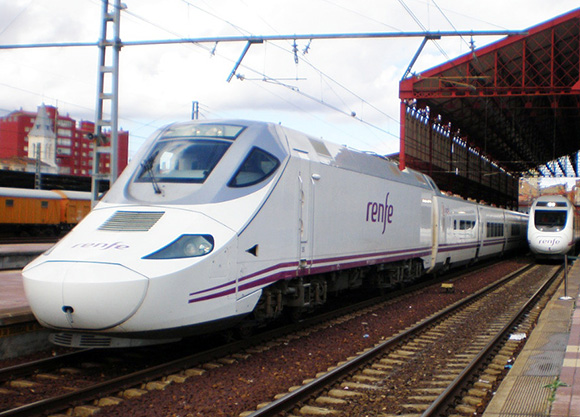 Crecen los usuarios del AVE entre Madrid y León