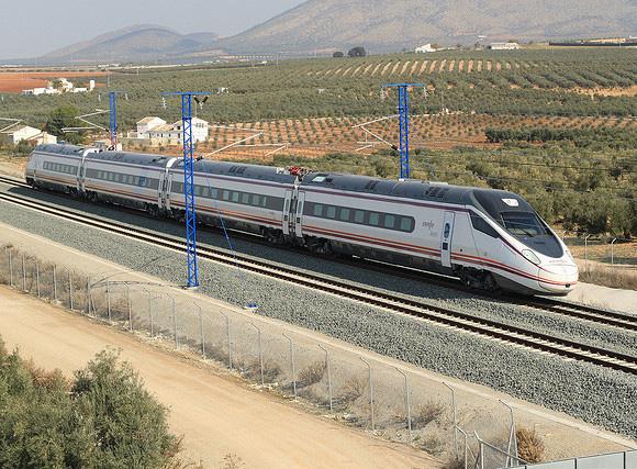 """Tren """"José Zorrilla"""" de Madrid a Valladolid con motivo del Bicentenario"""